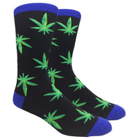 Plant Life Novelty Dress Socks