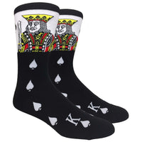 The King Novelty Dress Socks