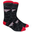 Paper Planes Novelty Dress Socks