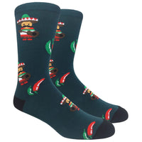 Spicy Chilli's Novelty Dress Socks