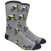 The Racer Novelty Dress Socks