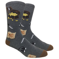 Treasure Novelty Dress Socks