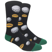 Fore! Novelty Dress Socks