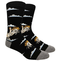 Unicorn Novelty Dress Socks