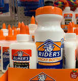 Rider's Sticky Bottle