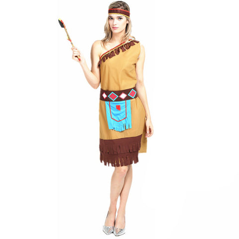 Costume Indienne Femme
