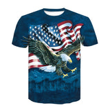 t-shirt united states of america
