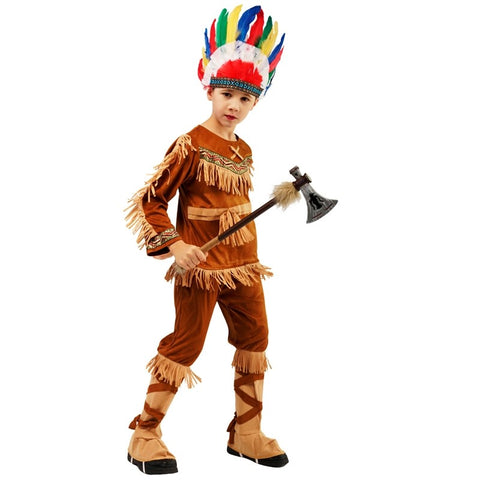 indian holloween costume