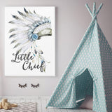tableau little chief