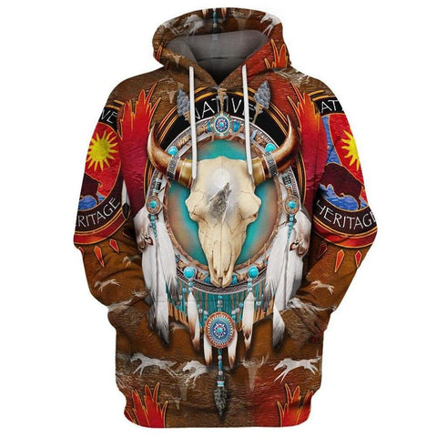 Sweat Native American | Le-Geronimo-Store