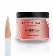 "Cover ""Peach"" Legacy Nails, 4 oz"