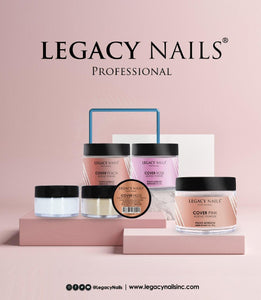 "Cover ""Pink"" Legacy Nails, 4 oz"