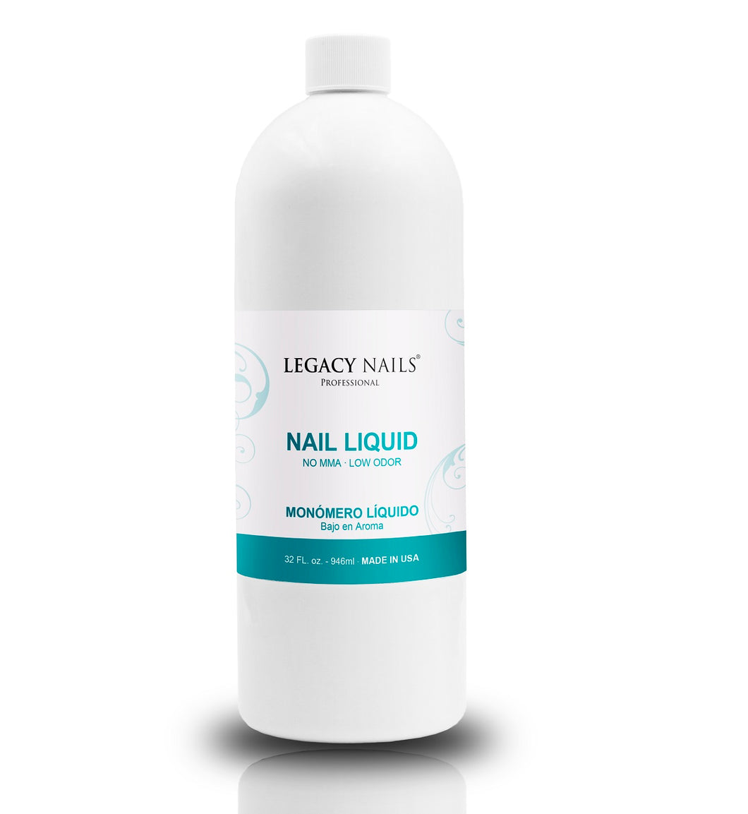 Liquid monomer 32oz Legacy Nails