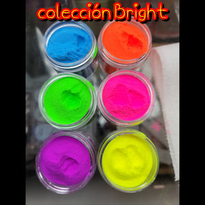 Bright colletion 6 colors 1oz each