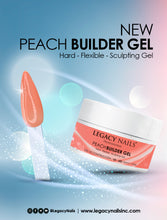"Load image into Gallery viewer, Builder Gel ""Peach"" Legacy 1 oz"
