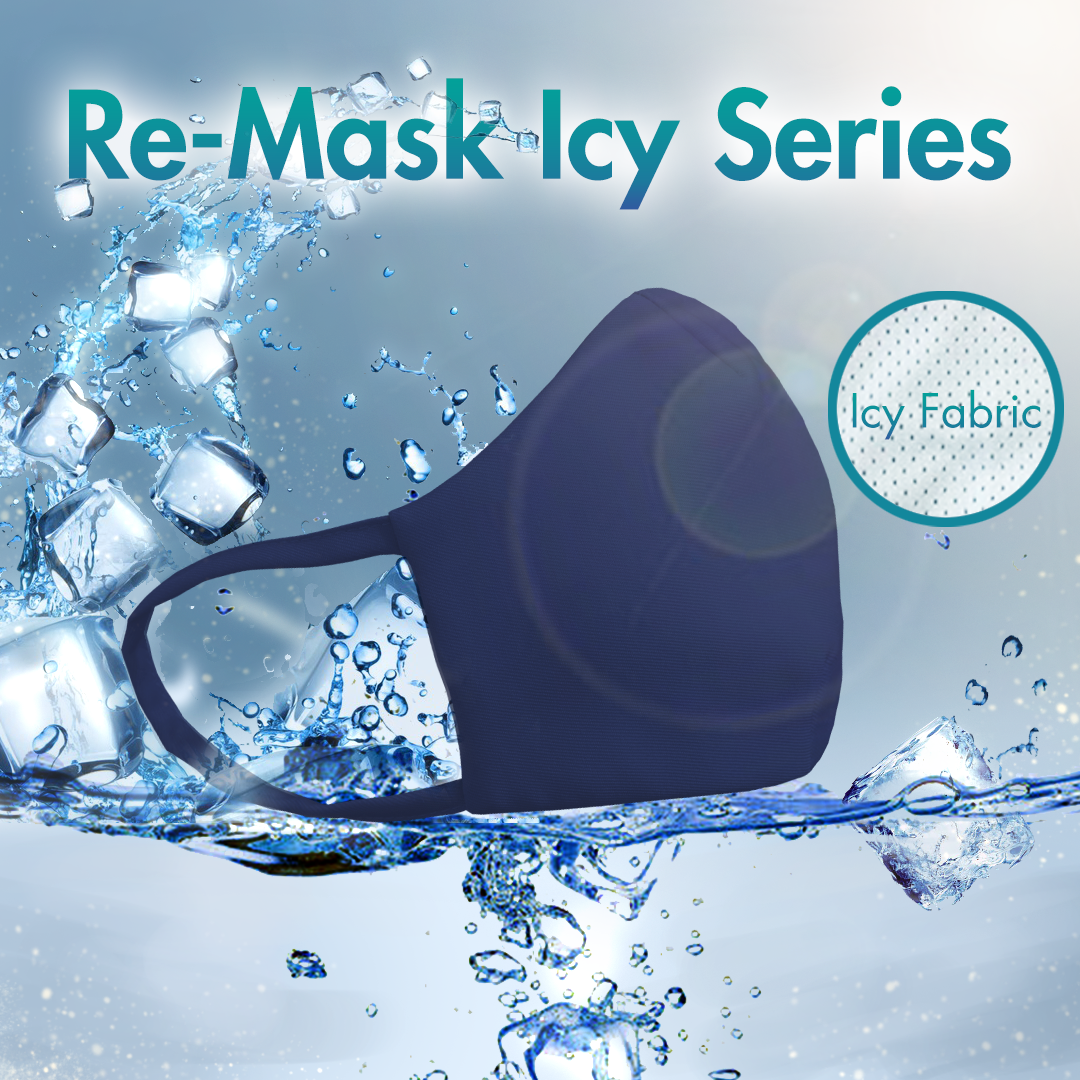 Re-Mask VFE 99.9 Technical Mask | ICY Navy