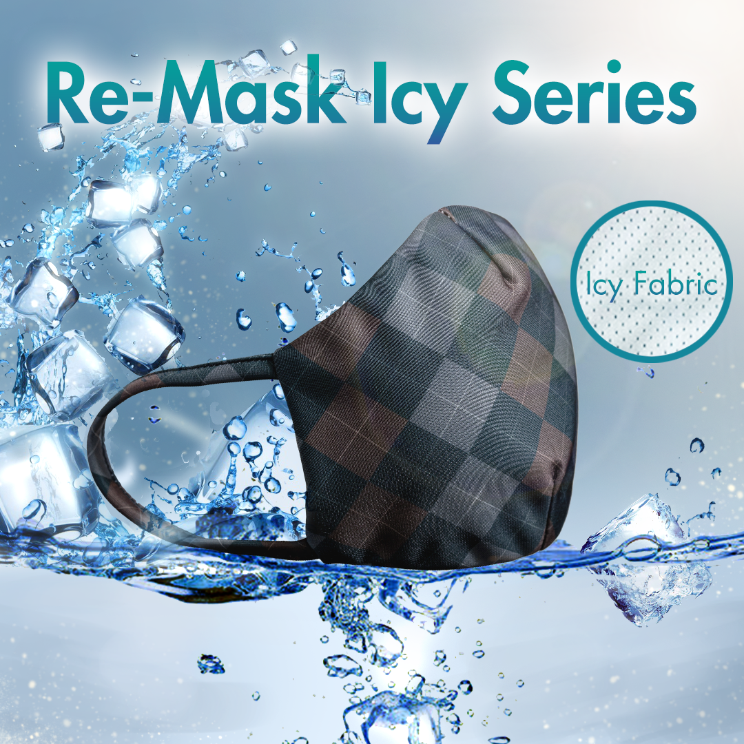 Re-Mask VFE 99.9 Technical Mask | ICY British