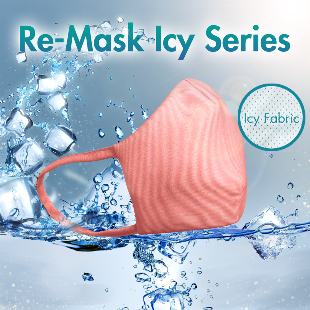 Re-Mask VFE 99.9 Technical Mask | ICY Rose