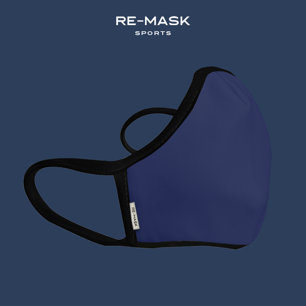 Navy | Re-Mask Sports