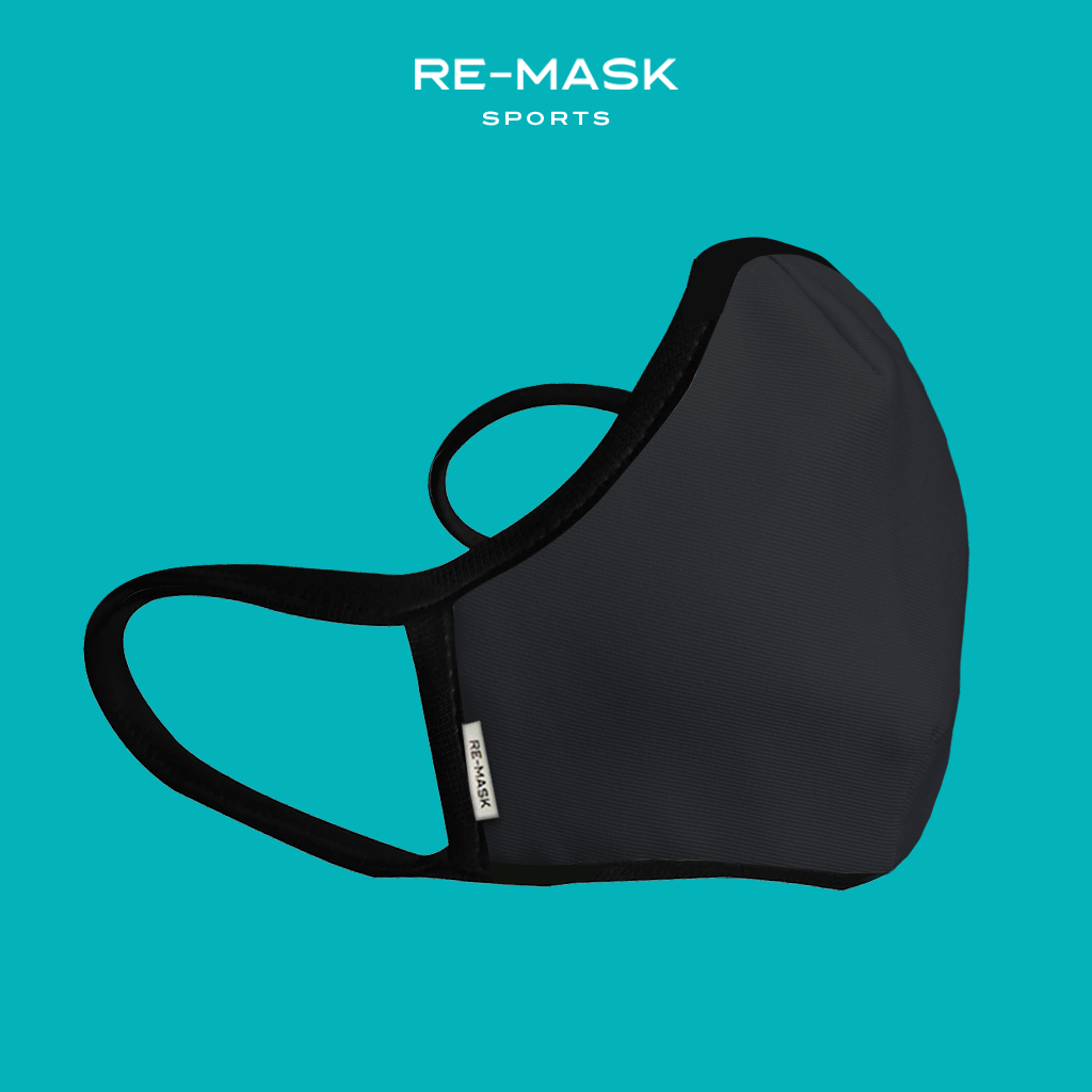 All Black | Re-Mask Sports