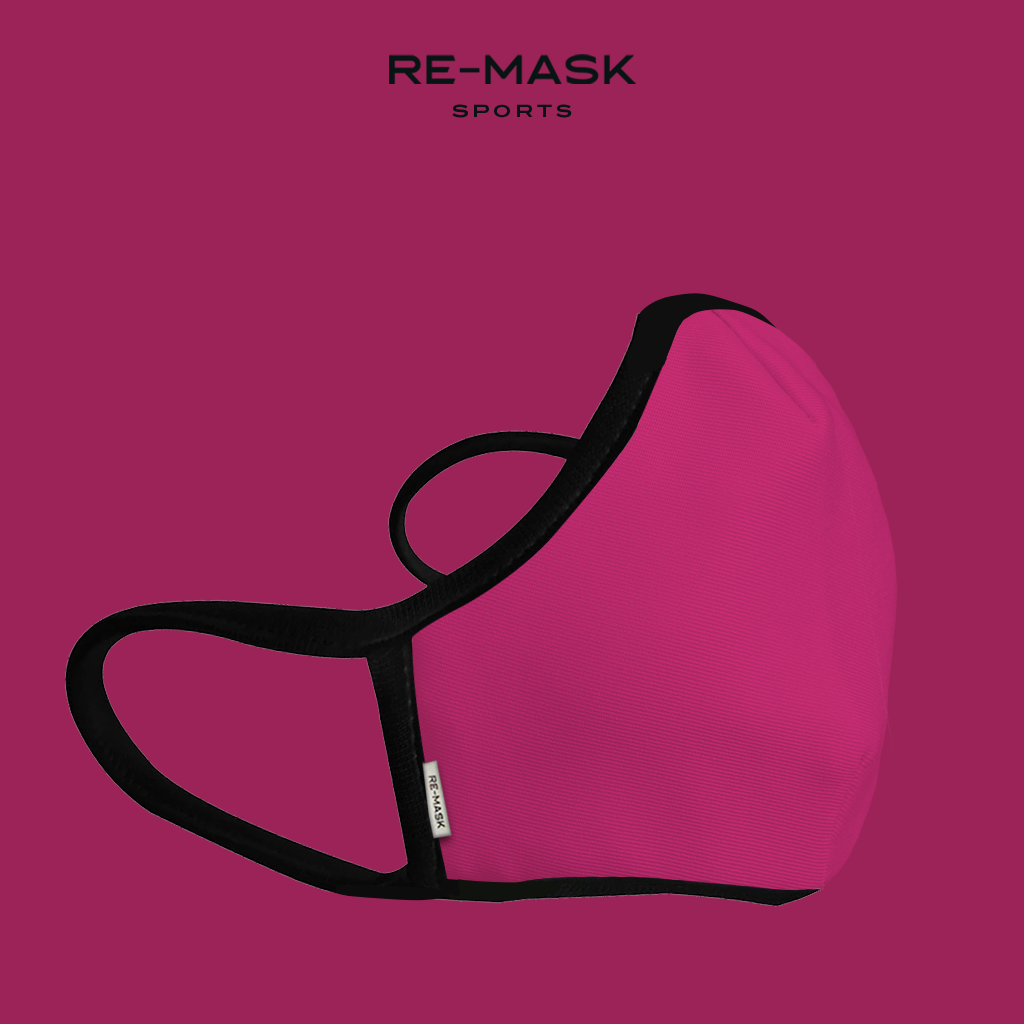 Pink Yarrow | Re-Mask Sports