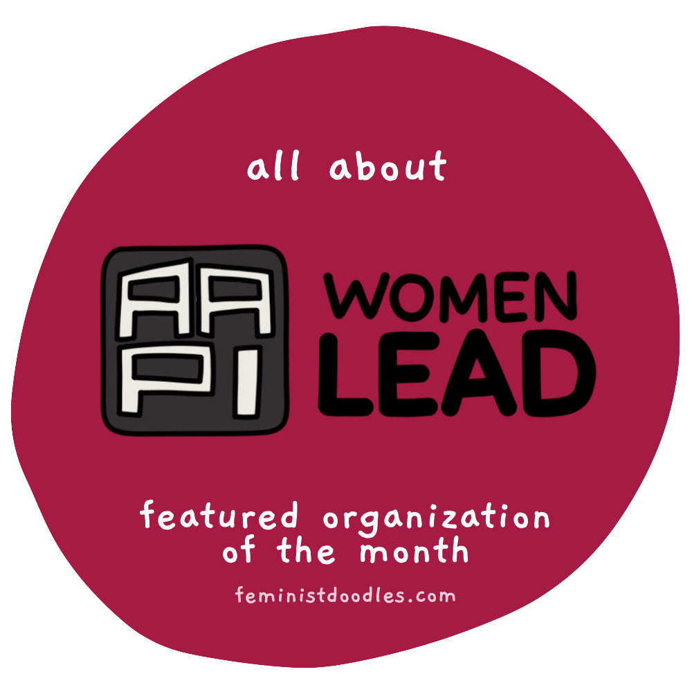 Organization of the Month: AAPI Women Lead