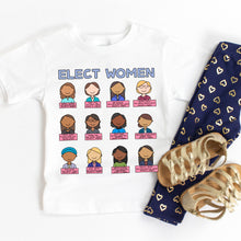 Load image into Gallery viewer, Elect Women Kids' T-Shirt