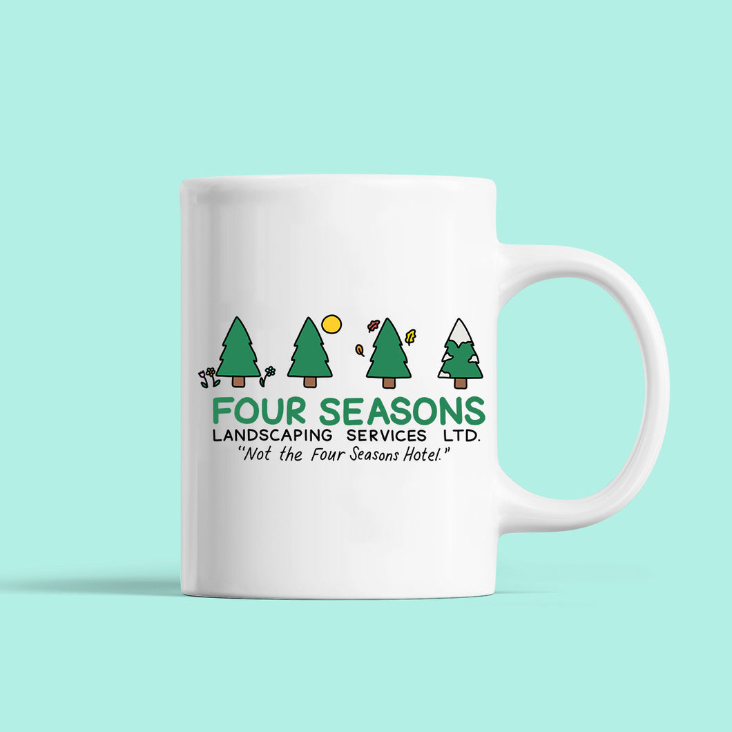 Four Seasons Landscaping Mug