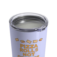 Load image into Gallery viewer, Pizza Rolls Not Gender Roles 10 oz Metal Thermos