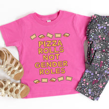 Load image into Gallery viewer, Pizza Rolls Not Gender Roles Kids' T-Shirt