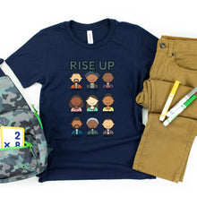 Load image into Gallery viewer, Hamilton Rise Up Kids' T-Shirt