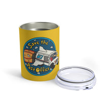Load image into Gallery viewer, Save the Post Office 10 oz Metal Thermos