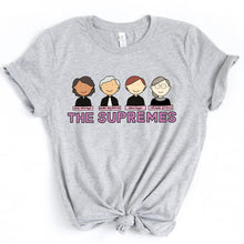Load image into Gallery viewer, The Supremes Women of the Supreme Court Adult T-Shirt