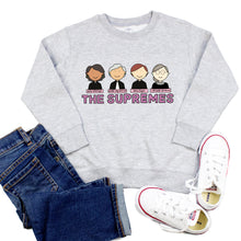 Load image into Gallery viewer, The Supremes Youth & Toddler Sweatshirt (Hoodie or Crewneck) - feminist doodles