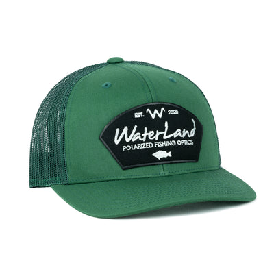 Blackout SnapBack - Greenwater