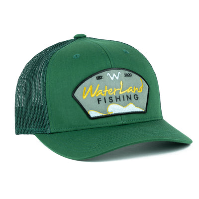 Golden Days SnapBack - Evergreen