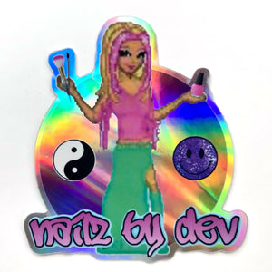 Y2K DOLLZ STICKER