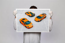 Load image into Gallery viewer, Lamborghini Threesome (Front)