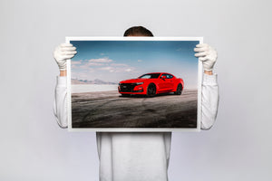 Chevrolet Camaro SS (Side)