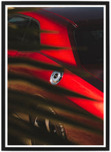 Afbeelding in Gallery-weergave laden, Dodge Challenger RT detail poster TH