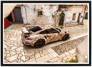 "Porsche 991 GT3 RS ""Digital Camo"" by JD Customs"