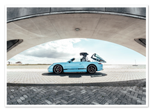 "Load image into Gallery viewer, Porsche 911 Targa ""Exclusive Edition"" (Side)"
