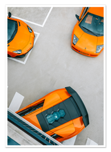 Load image into Gallery viewer, Lamborghini Threesome (Detail 2)
