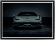 Load image into Gallery viewer, Ferrari 458 Speciale front poster th