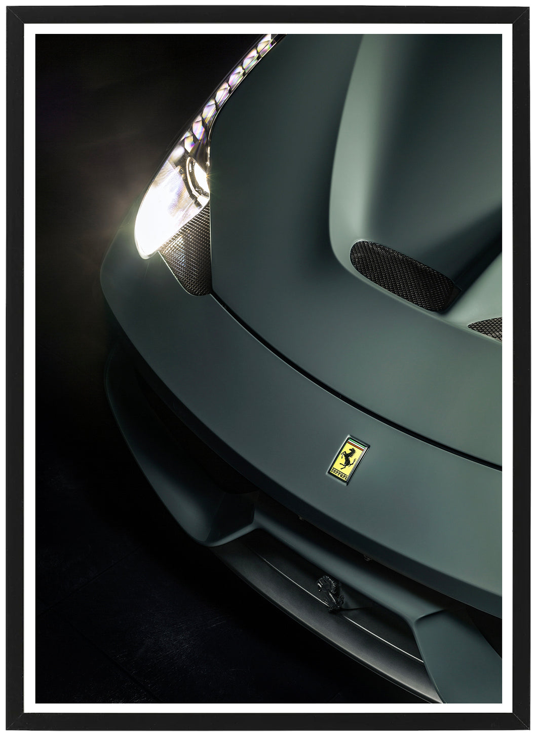 Ferrari 458 Speciale detail poster th
