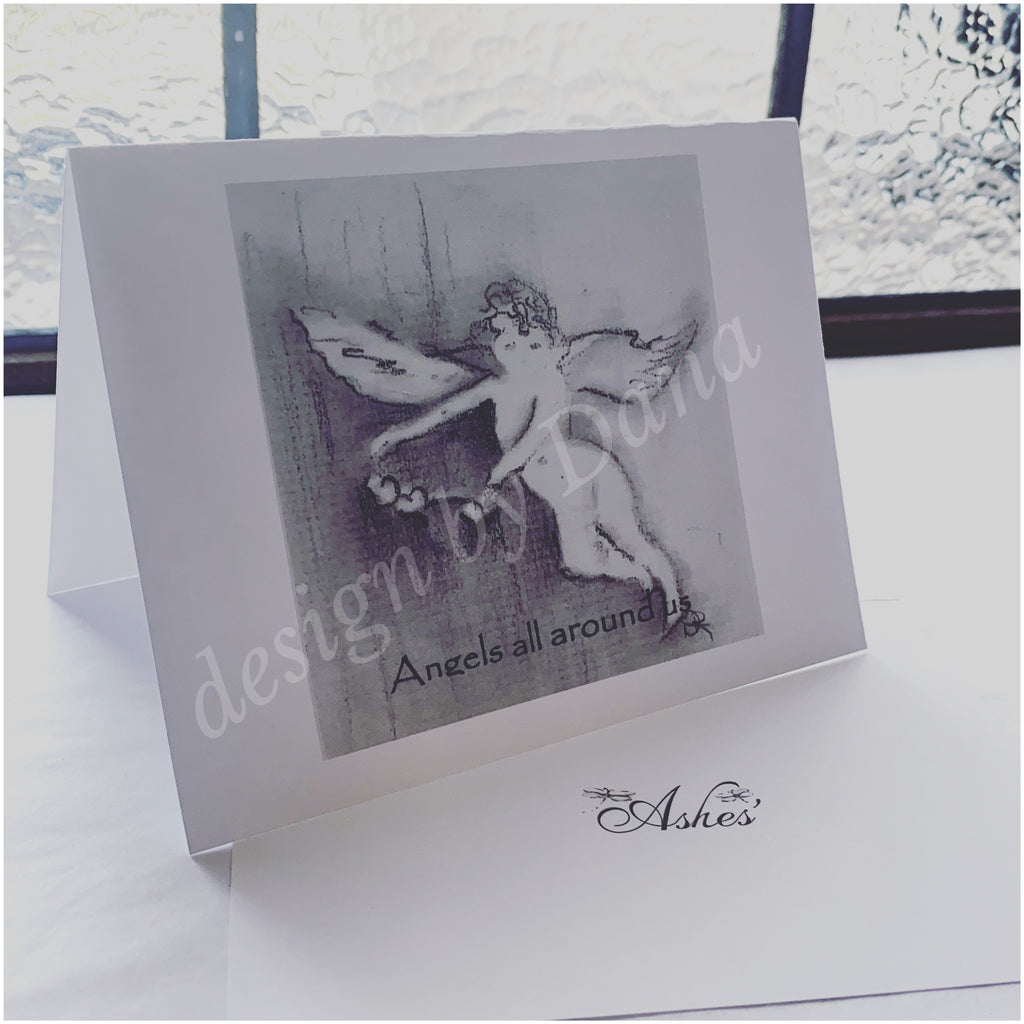 Cherub Notecards