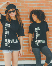 """This is NOT a TRAPVILLA tee"""