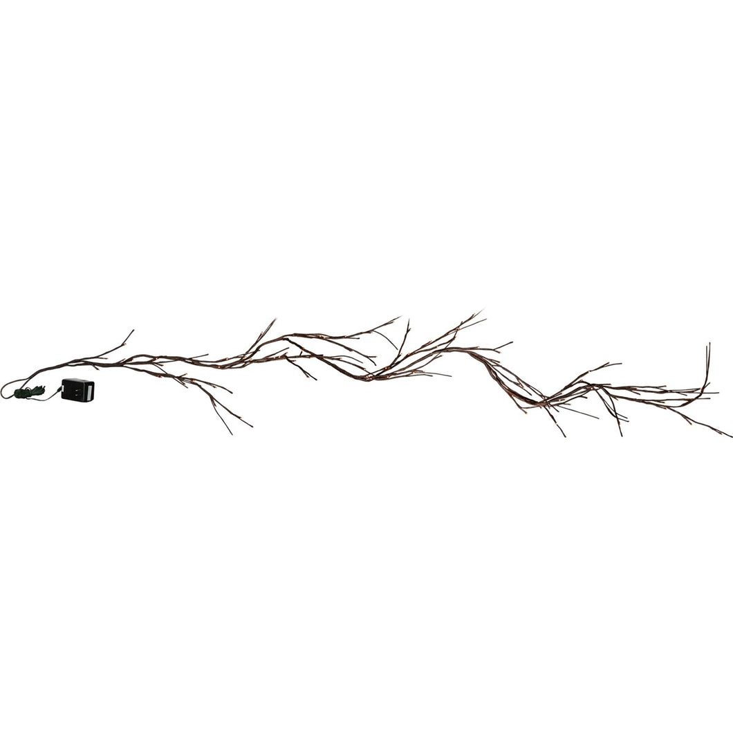 Lighted Willow Twig Garland
