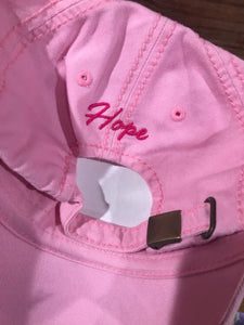 Breast Cancer Ball Cap