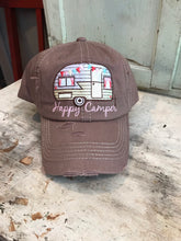 Load image into Gallery viewer, Happy Camper Hat